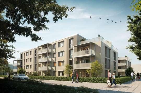 Stöckheim - Eigentumswohnung in reizvoller Lage.