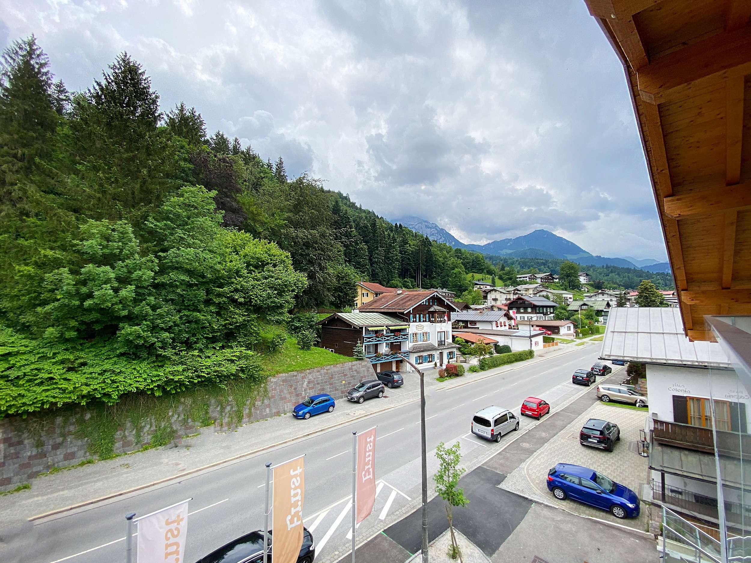 Traumwohnung mit Dachterrasse in Berchtesgaden zu vermieten in