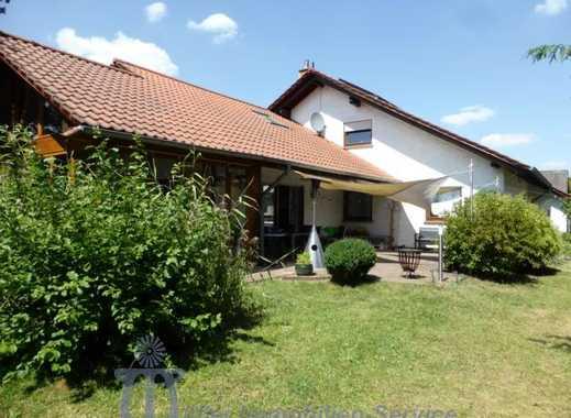 Helles modernes Landhaus in schöner Stadtrandlage von Homburg