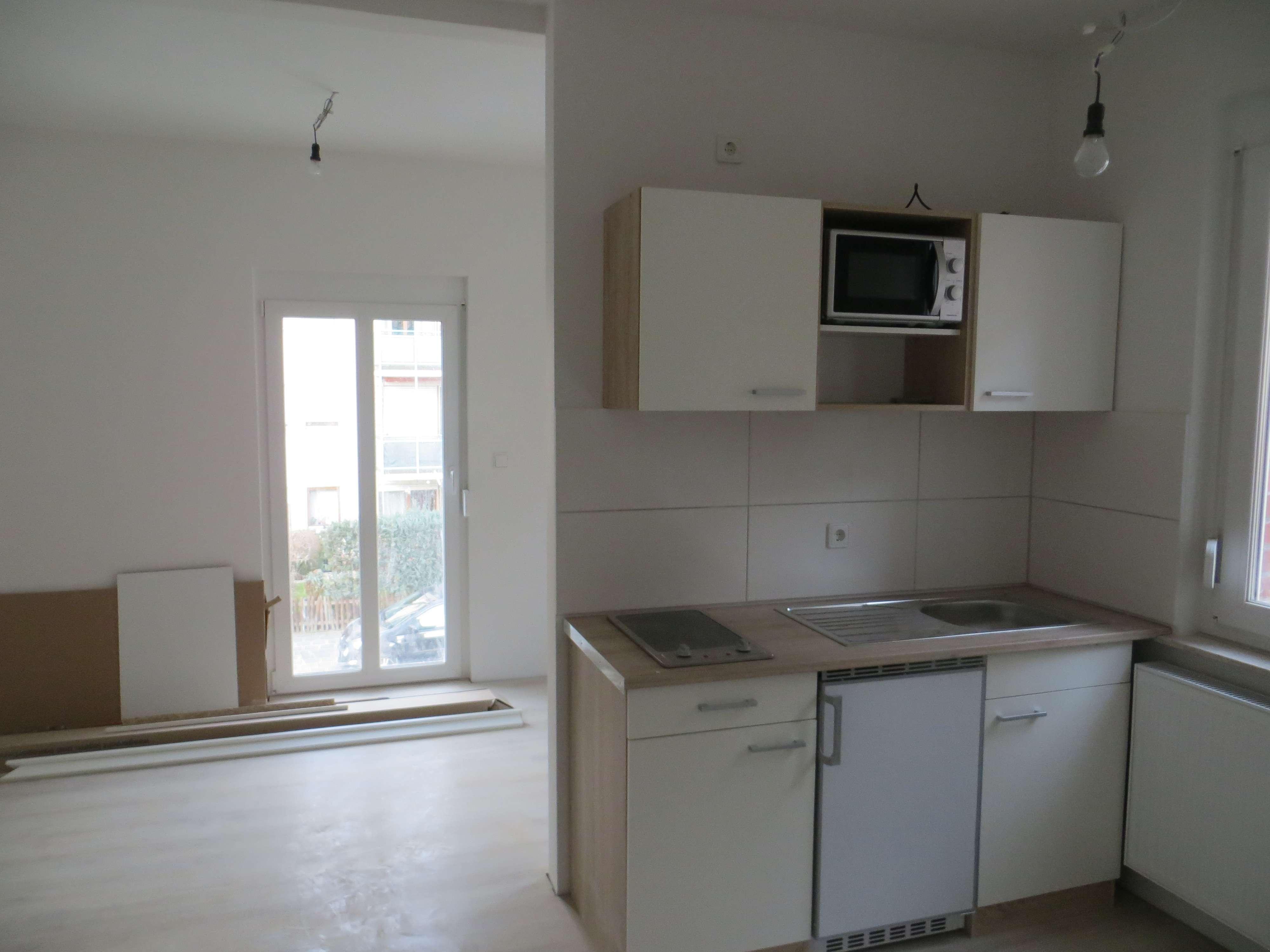 Schicke 1-Zimmerwohnung in Nürnberg/Schniegling mit Balkon ***Erstbezug nach Kernsanierung*** in Schniegling (Nürnberg)