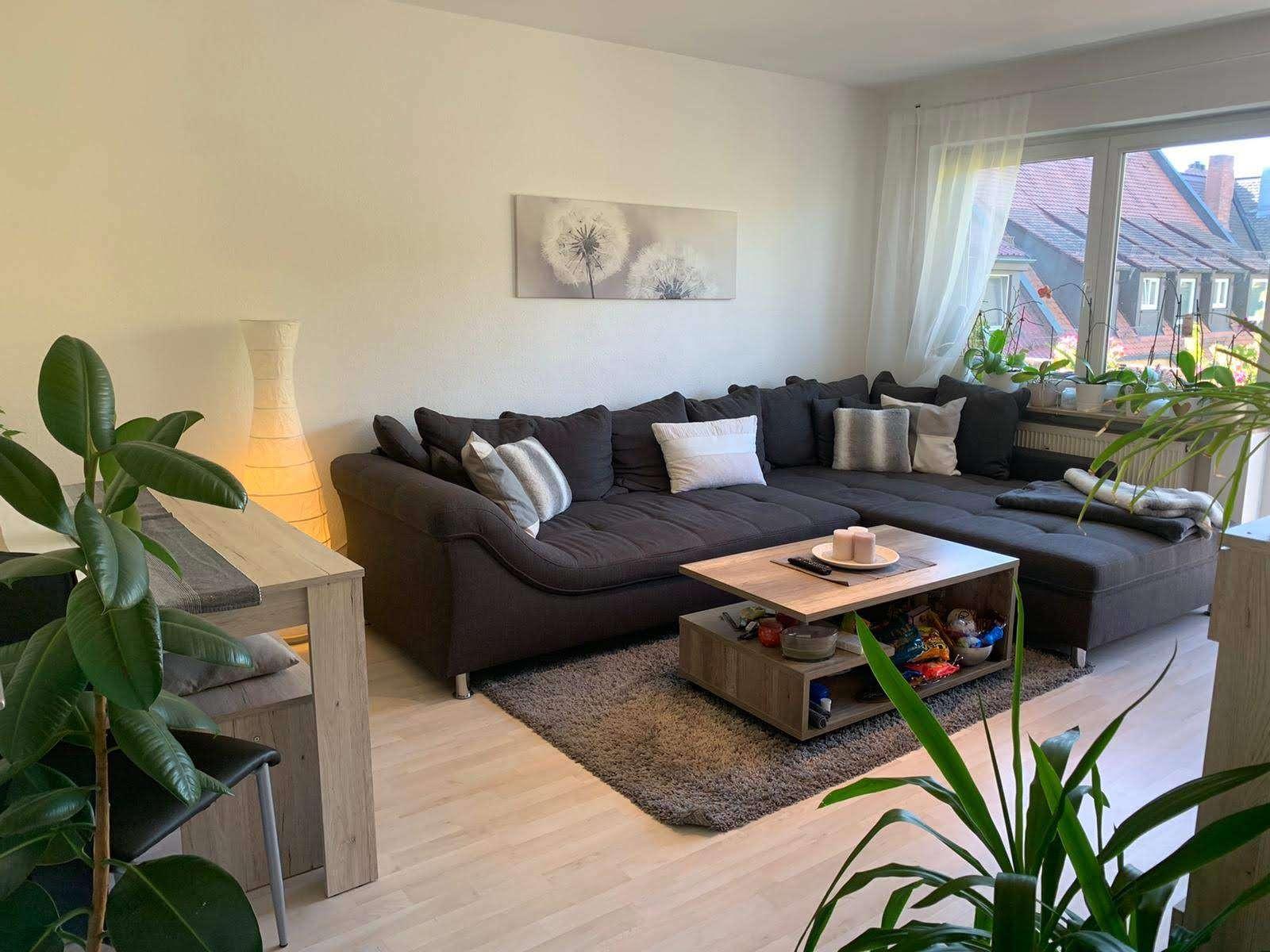 Helle drei Zimmer Wohnung mit Balkon in Nürnberg, Wöhrd in Veilhof (Nürnberg)