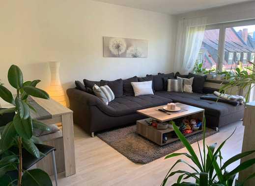 Helle drei Zimmer Wohnung mit Balkon in Nürnberg, Wöhrd
