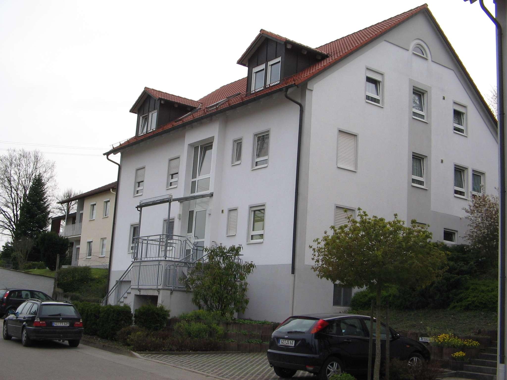 2 Zimmer Wohnung in Krumbach inkl. Kellrraum und Tiefgaragenstellplatz in