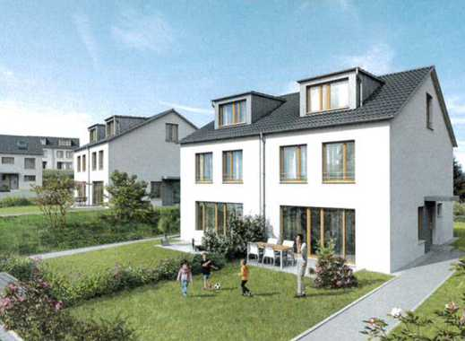 Doppelhaushälfte Freibug-Tiengen Grundstück 415qm
