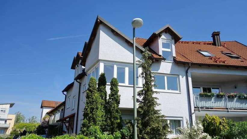 Schöne, helle 4Z-Wohnung mit Blick in die Baumkronen in