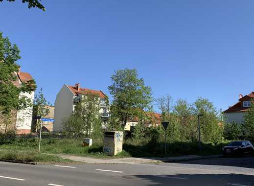 Halle-Süd: baureifes Grundstück für Geschosswohnungsbau/MFH