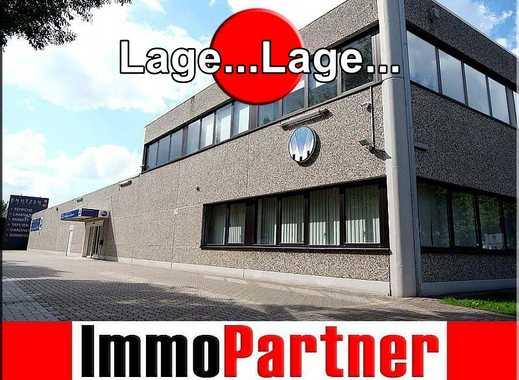 • Ausstellungs- & Verkaufsfläche • Lagerhalle • Top-Lage am Großmoorbogen • Hamburg-Harburg