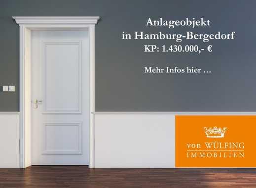 Anlageobjekt in Bergedorf...