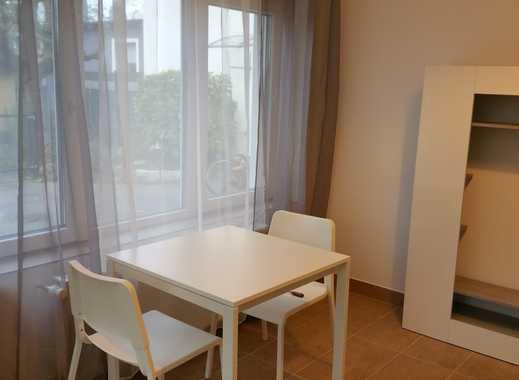 Erstbezug nach Sanierung: stilvolle 1,5-Zimmer-Erdgeschosswohnung mit EBK in Bietigheim-Bissingen