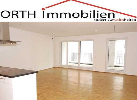 Raum auch für eine größere Familie - 4 Zimmer Neubau mit EBK u.  Sonnenterrasse
