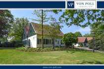 Repräsentatives Landhaus mit Stallungen und