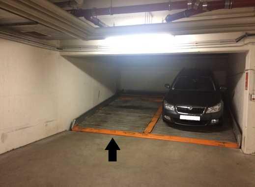 Tiefgaragenstellplatz - Doppelparker, oben