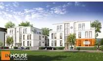 Elegante und moderne Designer-Terrassenwohnung mit