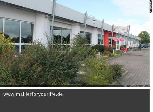 Investorenobejekt / Lagerhalle für Spedition, Freizeitpark, Festsaal von UP Makler for your Life!