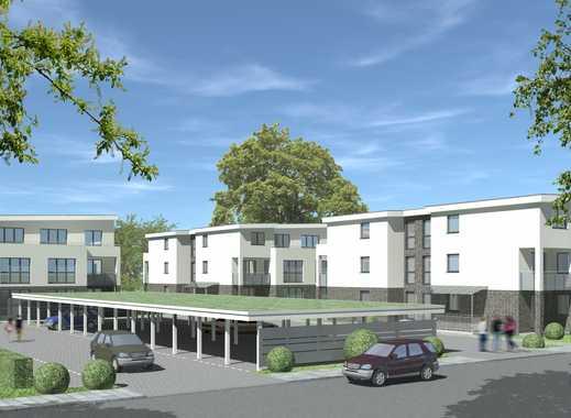 Neubau - Komfortwohnung - barrierefrei - provisionsfrei - voraussichtlich zum 1.1.2019