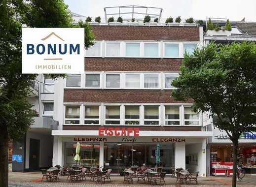 Prestigeträchtiges Wohn- und Geschäftshaus in bester Fußgängerzonenlage in Bremen-Vegesack