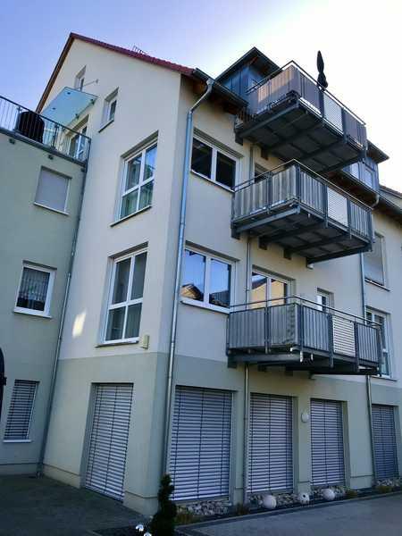 Barrierefreie 2 1/2-Zimmer-Wohnung in zentraler Lage von Bad Neustadt in Bad Neustadt an der Saale