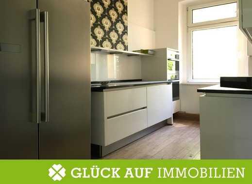 WG-geeignet - Großzügige 6-Zimmer-Wohnung über zwei Etagen inkl. EBK in Essen Bergerhausen