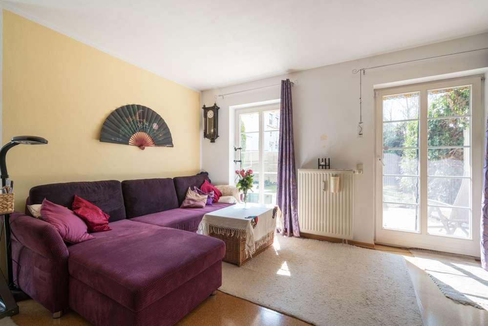 ***Mein Gartenparadies*** 2- Zimmer Garten- Wohung in Karlsfeld