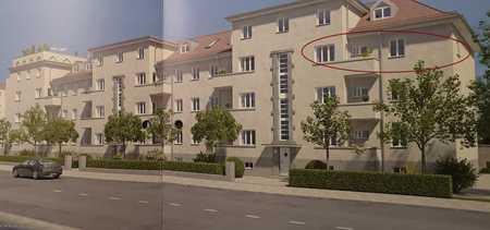 schöne kernsanierte 4-Zimmer-Wohnung mit 2 Balkonen in Regensburg in Westenviertel (Regensburg)