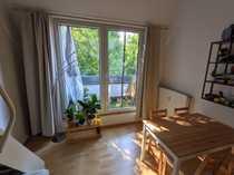 Vollmöblierte Wohnung zur Untermiete - Roermonder