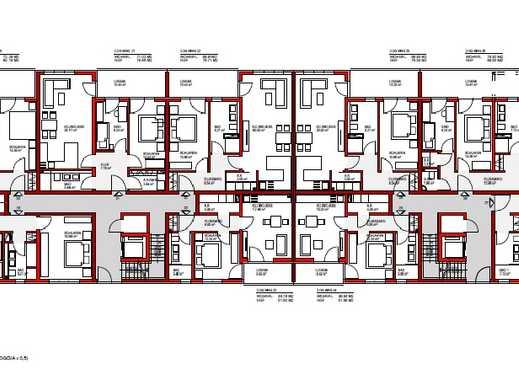 Makler- und provisionsfreies großes Grundstück mit Teilprojektierung für 31 Wohnungen