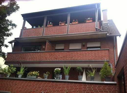 3,5-Zimmer-Wohnung in Hürth-Efferen mit 40 m2 Sonnenterrasse und neuem Bad