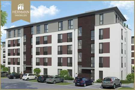 Neubau-Erstbezug! Traumhafte 4 Zi.-Wohnung mit 2 Balkonen in Aschaffenburg in Damm (Aschaffenburg)