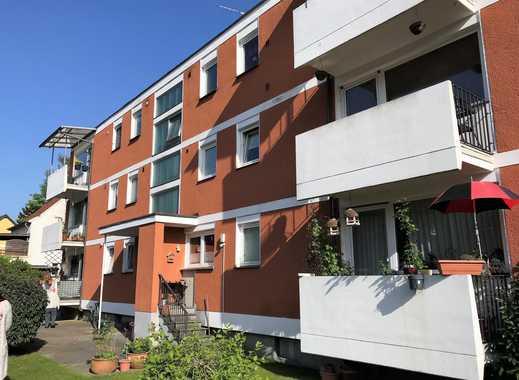 Gepflegte 3,5-Zimmer-Wohnung mit Balkon in Rösrath - 5 Minuten Fußweg zur RB25