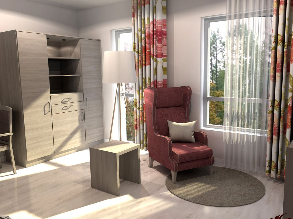 1 - 1,5 Zimmer Wohnung zur Miete in Düren (Kreis)