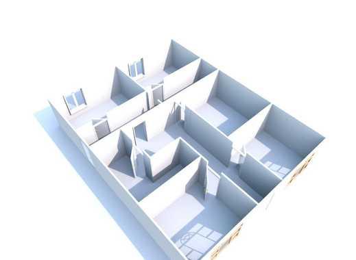 1 Zimmer in 5er WG in Kernsanierter Wohnung mit Küche zu vermieten