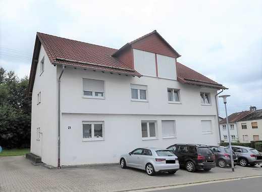 Kapitalanlage! Vermietete 3-Zimmer-Wohnung mit Balkon und Pkw-Stellplatz