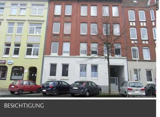 SUSANNE BEYER BIETET AN: Nette 4 Zimmer Mietwohnung in Kiel