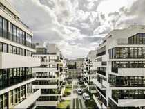 Individuelle Dachterrassenwohnung in außergewöhnlicher Architektur