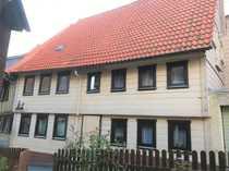 Oberharzer Bergmannshaus mit viel Platz