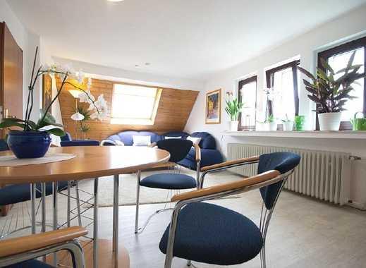 Gepflegte, modern gestaltete Wohnung in ruhiger Lage, als Hotelalternative mit regelmäßiger Reini...