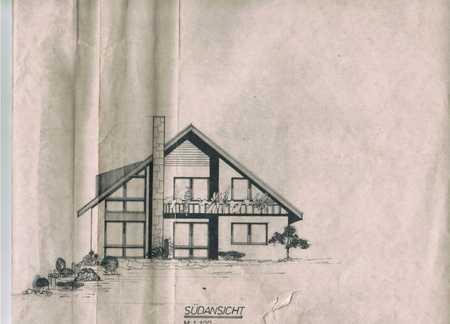 schöne helle 4 Zimmer Dachgeschosswohnung mit herrlichem Blick PROVISIONSFREI in Burgthann