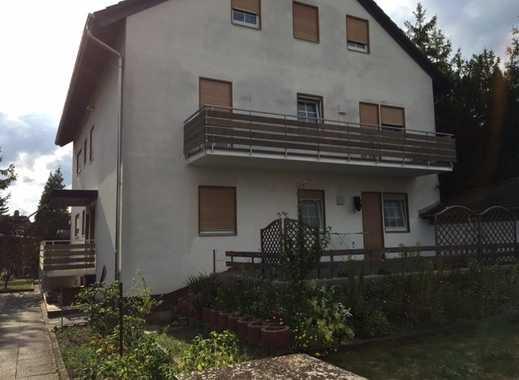 Renovierte 4-Zimmer-Wohnung mit Terrasse und Garten in Dieburg