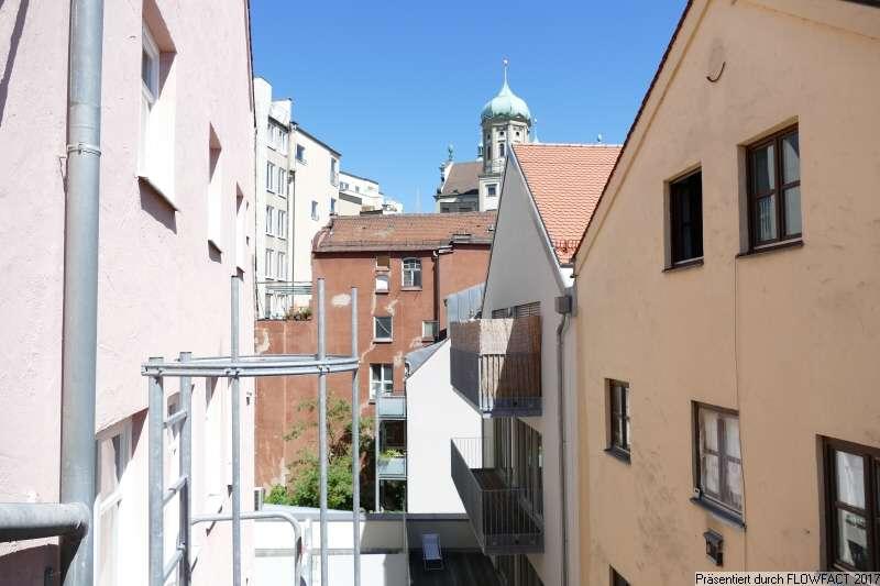 Helle geräumige 3,5-Zimmer-Maisonette-Wohnung in direkter Innenstadtlage