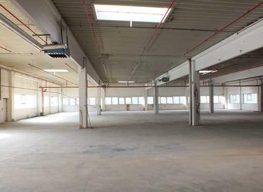 1.375 m² Lager- und Hallenflächen, top günstige Miete...