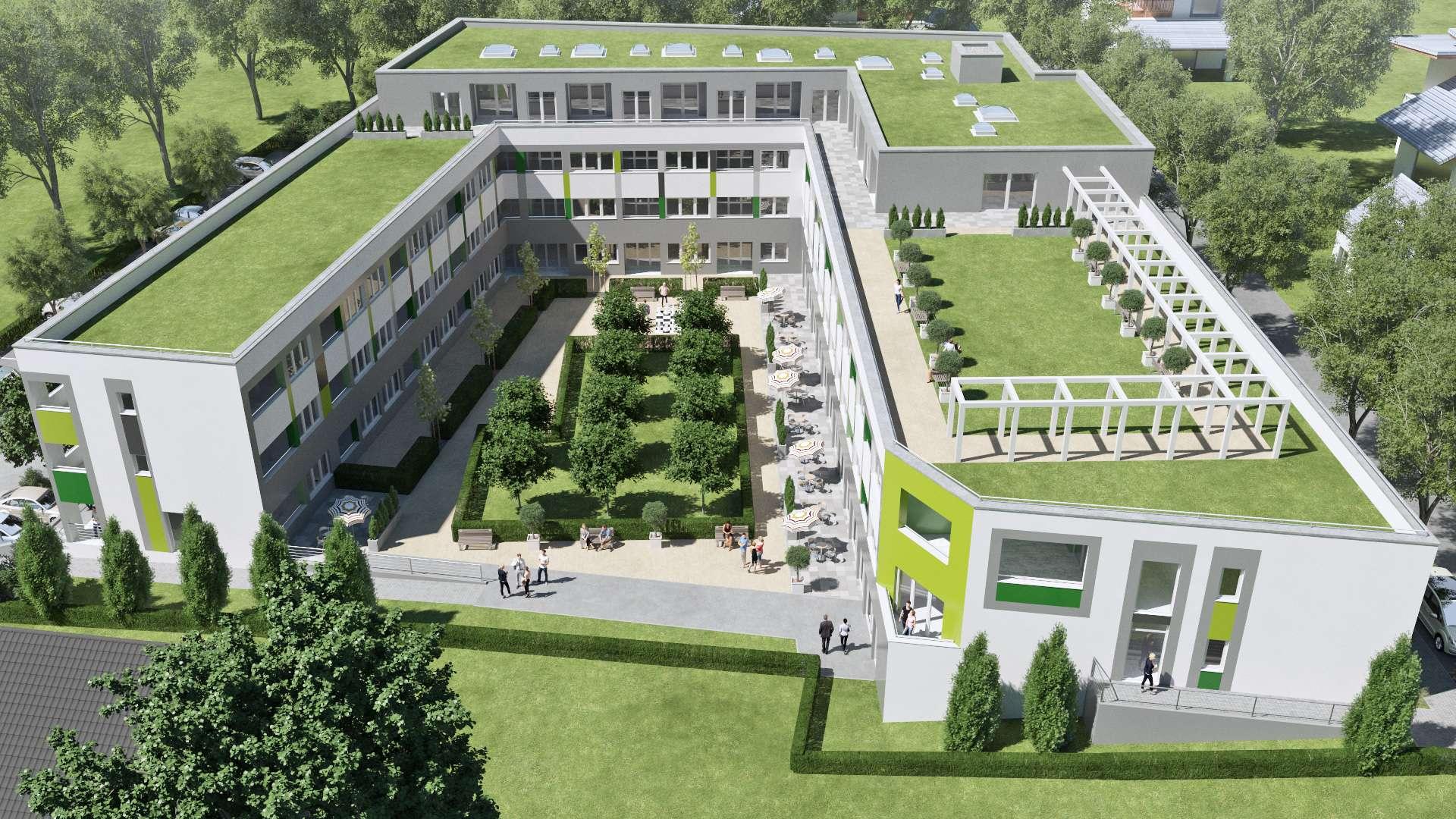 W66 Altersgerecht Wohnen - 3-Zimmer Appartement in