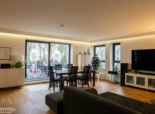 PANDION Belvedere! Luxuriöse 160 qm Eigentumswohnung in der beliebtesten Wohngegend von Köln.