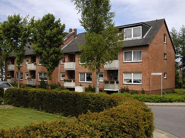 4 Zimmerwohnung in Meldorf