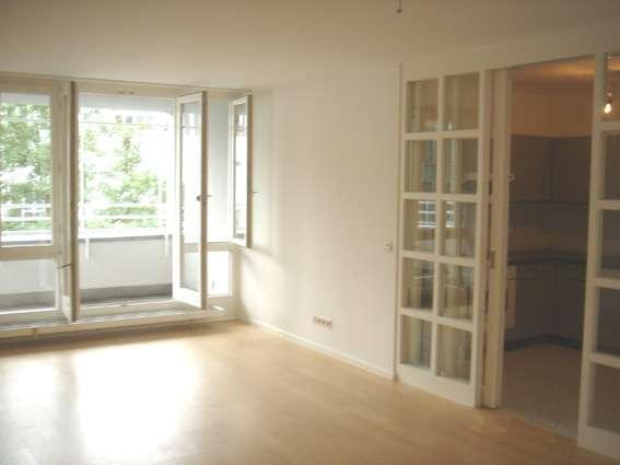 Gepflegte 2-Zimmer-Wohnung mit Balkon und EBK in Haidhausen, München in Haidhausen (München)