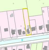 Rhauderfehn - Kanallage - Großes Baugrundstück mit