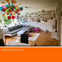 Bild Wohnung mit großem Garten + TG Stellplatz