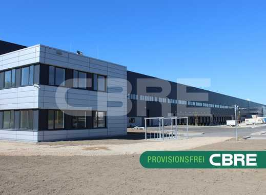 Neubauprojekt - Großbeeren Logistics Centre