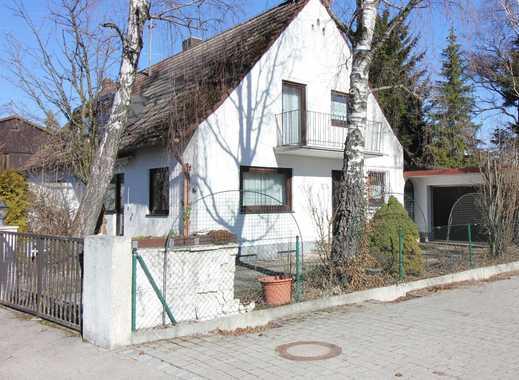 Baugrundstück mit Altbestand in Neubiberg / Waldperlach in Bestlage für Bauträger / Bauherren