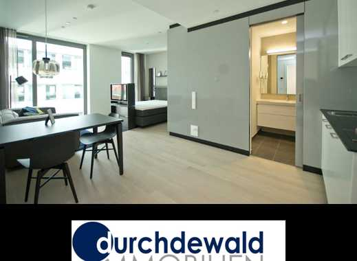 Modern möbliertes 1,5-Zimmer-Apartment - Erstbezug