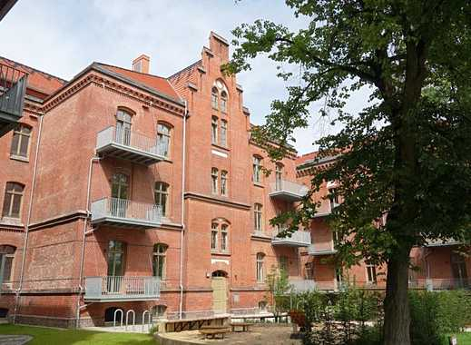 """""""Palais Klingelhöffer"""": Traumhafte Maisonette-Wohnung mit Süd-Dachterrasse"""